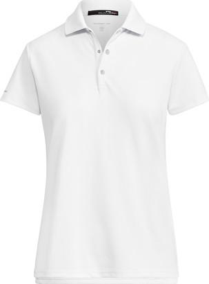 Ralph Lauren Slim Fit Tech Pique Golf Polo