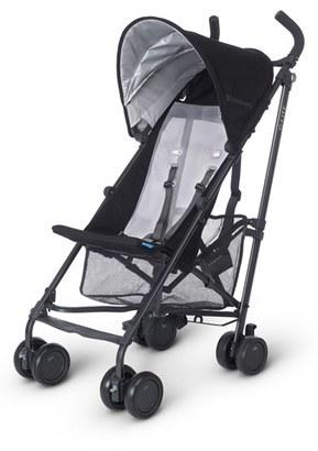 Infant Uppababy G-Lite - Black Frame Stroller $179.99 thestylecure.com