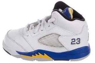 Nike Jordan Boys' 5 Retro Sneakers
