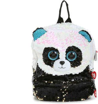 Ty Bamboo Panda Mini Backpack - Girl's