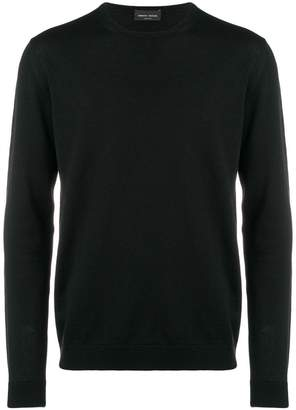 Roberto Collina long-sleeve fitted sweater