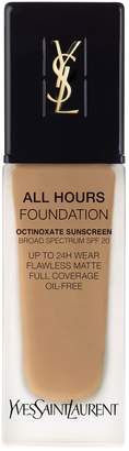 Saint Laurent All Hours Full Coverage Matte Foundation SPF 20