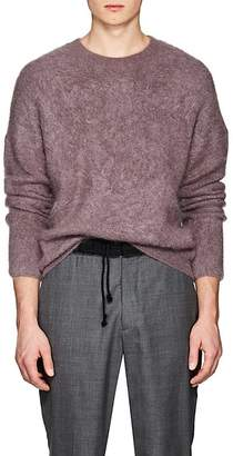 Acne Studios Men's Nosti Fuzzy Mohair-Blend Sweater