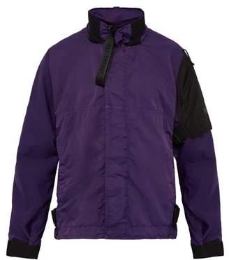 Nemen - Guard Technical Jacket - Mens - Purple