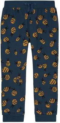 Stella McCartney Bee Print Sweatpants