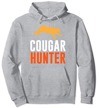 Hunter Cougar Pullover Hoodie