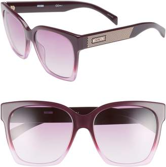 Moschino 56mm Sunglasses