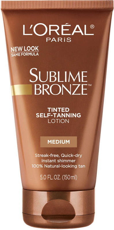 L'oréal Sublime Bronze Tinted Self Tanning Lotion
