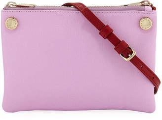 Furla Lilli Mini Leather Crossbody Bag