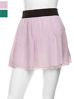 Leyendecker Chiffon Flirt Skirt