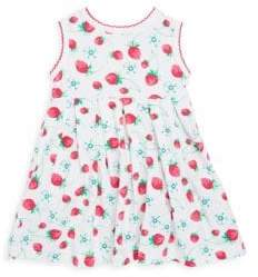 Rachel Riley Baby's& Toddler's Strawberry Sundress