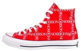 J.W.Anderson Converse Chuck 70's High-Top Sneakers w/ Tags