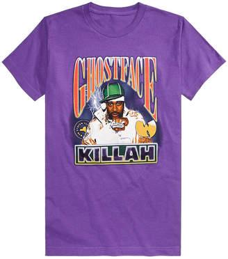 FEA Men's Ghostface Killah Graphic-Print T-Shirt