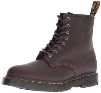 Dr. Martens Men's 1460 Re-Invented 8 Eye Lace Up Boot