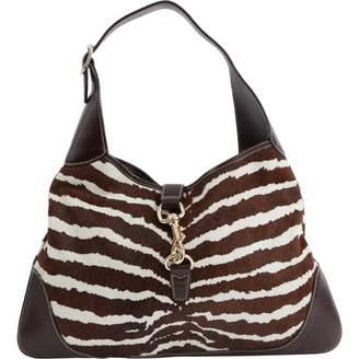 Gucci Pony-style calfskin handbag