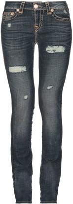 True Religion Denim pants - Item 42697154OK