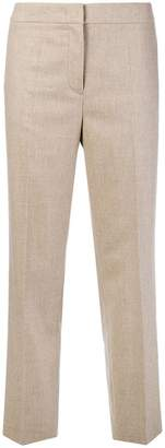 Agnona cropped tailored trousers