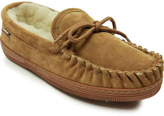 Lamo Moccasin Suede Womens Slippers