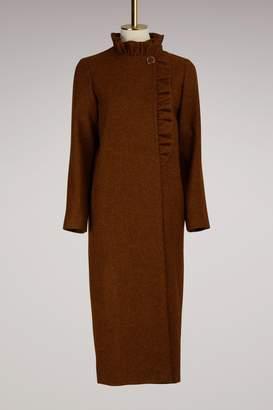 Roseanna Wool During Coat