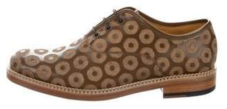 Marc Jacobs Round-Toe Derby Shoes w/ Tags