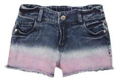F&F Ombre Denim Shorts 6-7 years