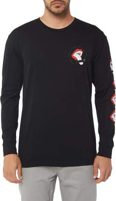 O'Neill Pebbles Graphic Long Sleeve T-Shirt