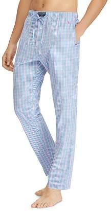 Polo Ralph Lauren Plaid Pajama Pants