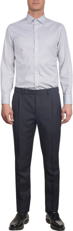 Yves Saint Laurent Mini Check Shirt