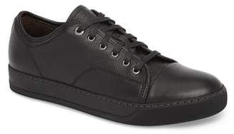Lanvin Shiny Cap Toe Sneaker