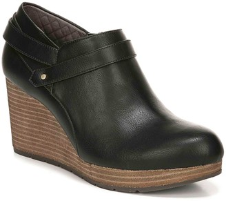 Dr. Scholl's Dr. Scholls What's Good Women's Wedge Ankle Boots