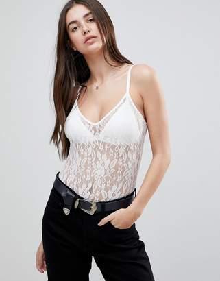 Glamorous Lace Cami Body