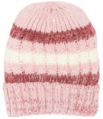Melrose and Market Striped Knit Beanie