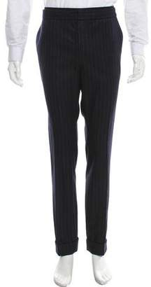 Valentino Cropped Wool Pants w/ Tags