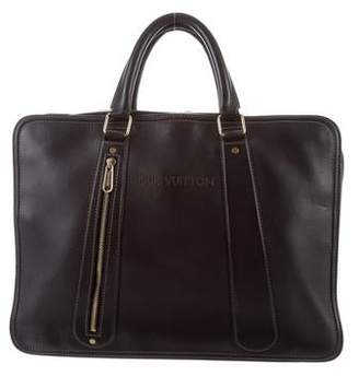 Louis Vuitton Siwa Soft Briefcase