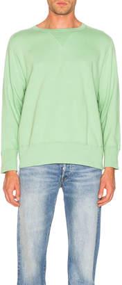 Levi's Bay Meadows Sweatshirt in Mint Green | FWRD