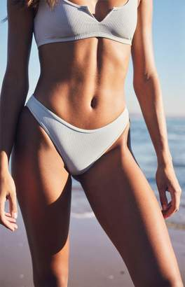 LA Hearts Summer Ribbed Bikini Bottom