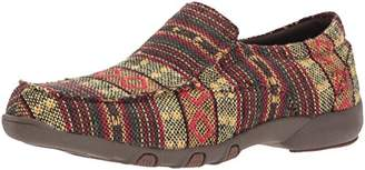Roper Women's Johnnie Driving Style Loafer
