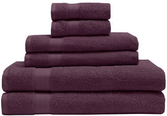 Elite Luxury 6Pc Absorbent Towel Set
