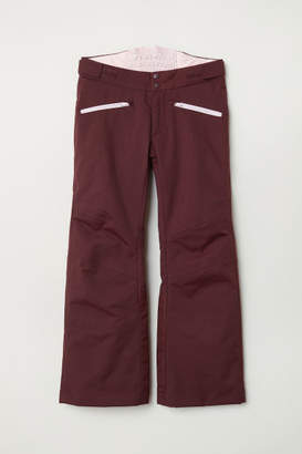 H&M Padded outdoor trousers