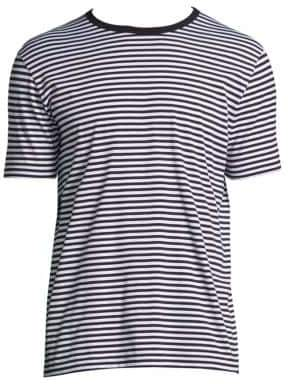 Sunspel Stripe Cotton Tee