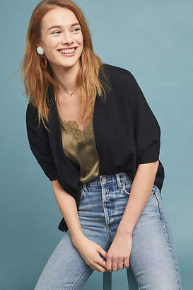 Anthropologie Darcy Cropped Shrug
