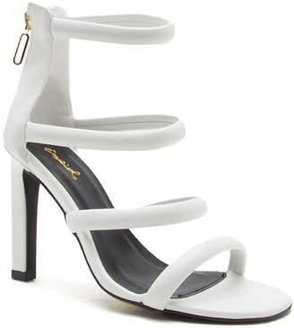 Qupid Womens Hurst-16 Heeled Sandals