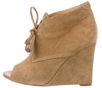 DSQUARED2 Suede Ankle Boots