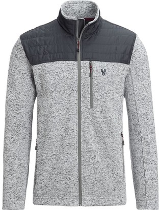 Stoic Nylon Yoke Sweater Fleece Jacket - Men's