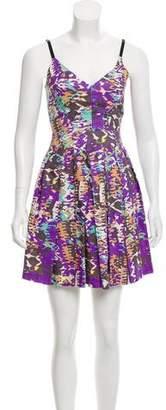 Rachel Comey Printed Mini dress