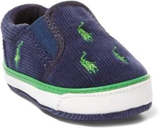 Ralph Lauren Kids Bal Harbour Slip-On Sneaker