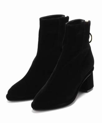 BOICE FROM BAYCREW'S ReikeNen Ring Slim Boots Velvet