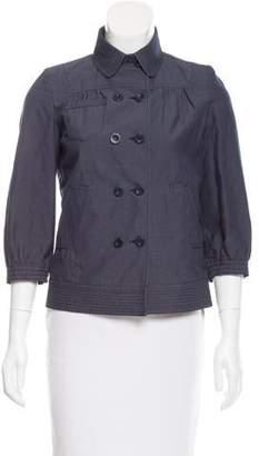 See by Chloe Short Long Sleeve Jacket