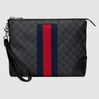 Gucci GG Supreme men's bag
