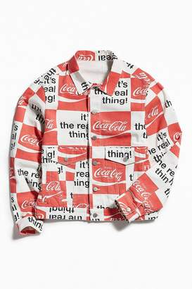 BDG Coca-Cola Denim Trucker Jacket